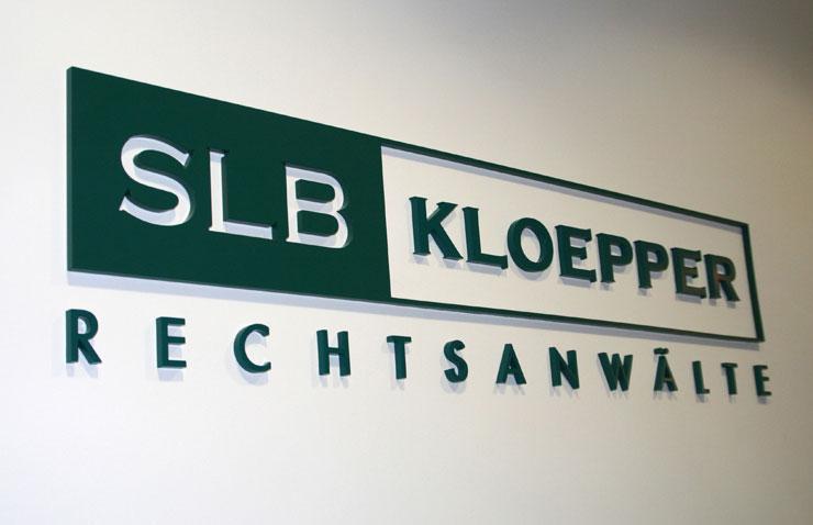 SLB Kloepper Logo
